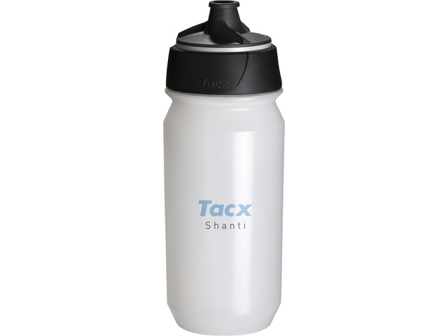 Tacx Shanti Drinking Bottle 500ml transparent